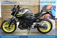 2018 YAMAHA MT03 300 - Low miles £3750.00