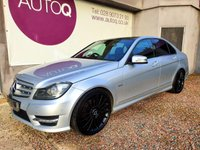 USED 2012 MERCEDES-BENZ C CLASS 2.1 C220 CDI BLUEEFFICIENCY SPORT 4d 168 BHP