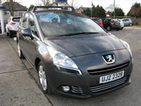 2012 PEUGEOT 5008 1.6 E-HDI ACTIVE 5d AUTO 115 BHP £6995.00