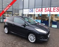 USED 2013 13 FORD FIESTA 1.0 ZETEC S 3d 124 BHP NO DEPOSIT AVAILABLE, DRIVE AWAY TODAY!!