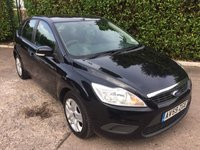 USED 2009 59 FORD FOCUS 1.6 STYLE TDCI 5d 90 BHP