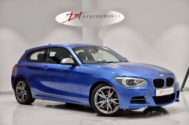 2012 62 BMW 1 SERIES 3.0 M135I 3d 316 BHP MANUAL EXTENSIVE HISTORY FILE