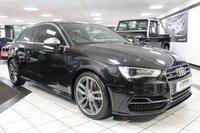 2014 AUDI S3 2.0 TFSI S3 QUATTRO 300 BHP £17450.00