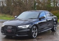 USED 2014 14 AUDI A6 2.0 TDI ULTRA S LINE BLACK EDITION 4d AUTO 188 BHP * SAT NAV * * PCP FINANCE AVAILABLE *