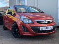 USED 2013 13 VAUXHALL CORSA 1.2 LIMITED EDITION 3d 83 BHP +BUY NOW PAY LATER+