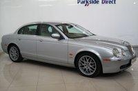 2006 JAGUAR S-TYPE 2.7 V6 SE 4d AUTO 206 BHP £3950.00