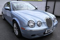 USED 2007 57 JAGUAR S-TYPE 2.7 XS D 4d 206 BHP * FULL HISTORY - NAV - BLUETOOTH *