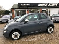 USED 2015 64 FIAT 500 1.2 COLOUR THERAPY 70bhp