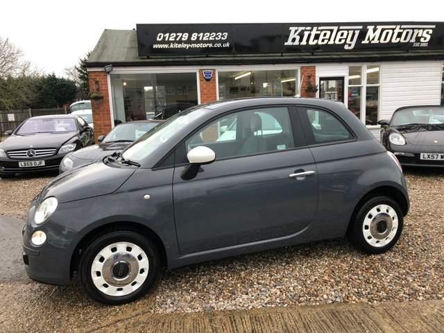 2015 64 FIAT 500 1.2 COLOUR THERAPY 70bhp