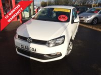 USED 2016 66 VOLKSWAGEN POLO 1.2 MATCH TSI 5d 89 BHP ****12 months warranty****