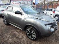 2014 NISSAN JUKE 1.6 N-TEC 5d AUTO 115 BHP £8995.00