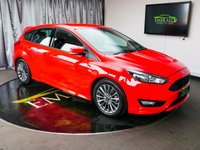 "USED 2018 67 FORD FOCUS 1.0 ST-LINE 5d 139 BHP £0 DEPOSIT FINANCE AVAILABLE, AIR CONDITIONING, AUX INPUT, BLUETOOTH CONNECTIVITY, CLIMATE CONTROL, DAB RADIO, DAYTIME RUNNING LIGHTS, ELECTRIC BOOT RELEASE, FORD SYNC 3 8"" TOUCH SCREEN, KEYLESS START, SATELLITE NAVIGATION, STEERING WHEEL CONTROLS, TRIP COMPUTER, USB CONNECTION"