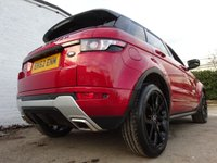USED 2012 62 LAND ROVER RANGE ROVER EVOQUE 2.2 SD4 DYNAMIC 5d AUTO 190 BHP