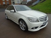 USED 2010 10 MERCEDES-BENZ C CLASS 2.1 C250 CDI BLUEEFFICIENCY SPORT 4d AUTO 204 BHP FRONT AND  REAR PARKING AID +  PRIVACY GLASS +   BLUETOOTH +  HALF LEATHER +  CRUISE CONTROL +  DUAL ZONE AUTO CLIMATE CONTROL +  AUX CONNECTION +  SERVICE RECORD +  MOT AUG 2019 +