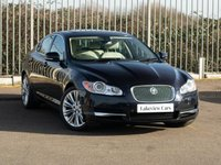 USED 2011 61 JAGUAR XF 3.0 V6 PREMIUM LUXURY 4d AUTO 240 BHP