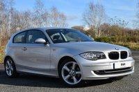 2009 BMW 1 SERIES 2.0 116I SPORT 3d 121 BHP £4990.00