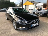 USED 2015 65 VOLKSWAGEN PASSAT 1.6 GT TDI BLUEMOTION TECHNOLOGY 5d 119 BHP