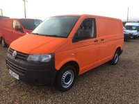 USED 2013 63 VOLKSWAGEN TRANSPORTER 2.0 T32 TDI P/V STARTLINE 1d 140 BHP DIRECT RAC TAIL*  GATE * AIR/CON * 140HP
