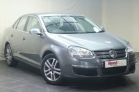 USED 2008 08 VOLKSWAGEN JETTA 1.9 SE TDI 4d 103 BHP PART EXCHANGE TO CLEAR+SERVICE HISTORY+ONLY 47K MILES