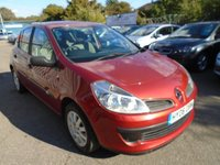 USED 2006 06 RENAULT CLIO 1.4 16v Expression 5dr FULL SERVICE HISTORY