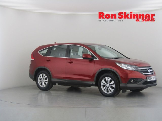View our 2014 64 HONDA CR-V 1.6 I-DTEC SE-T 5d 118 BHP
