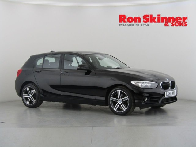 View our 2016 66 BMW 1 SERIES 2.0 118D SPORT 5d 147 BHP