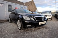 2010 MERCEDES-BENZ E-CLASS E350 BlueEFFICIENCY Avantgarde 3.0 V6 CDI Tip Auto 4dr ( 231 bhp ) £10995.00