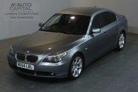 USED 2004 54 BMW 5 SERIES 3.0 535D SE AUTO 269 BHP AIR CON DIESEL SALOON CAR SAT NAV BLUETOOTH AND CRUISE