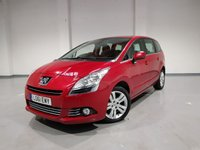 USED 2012 61 PEUGEOT 5008 1.6 HDI ACTIVE 5d 112 BHP 7 SEATER