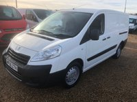 USED 2016 66 PEUGEOT EXPERT 1.6 HDI 1200 L2H1 1d 90 BHP * LOW MILES * 32000 * LWB ONE OWNER FROM NEW
