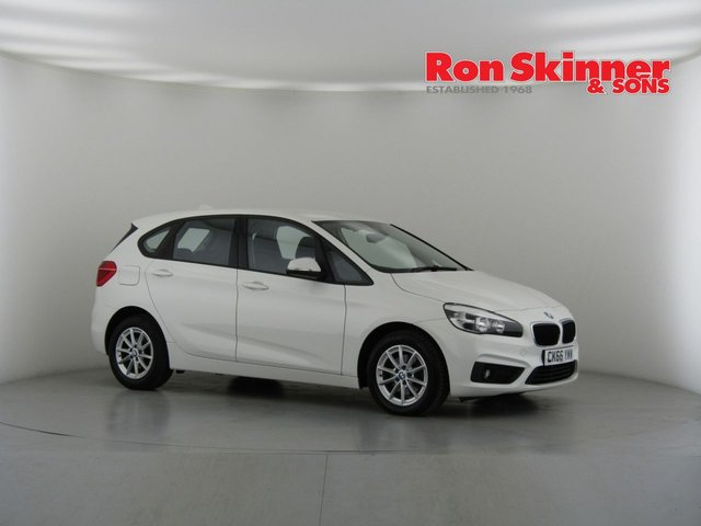 View our 2016 66 BMW 2 SERIES 1.5 216D SE ACTIVE TOURER 5d 114 BHP