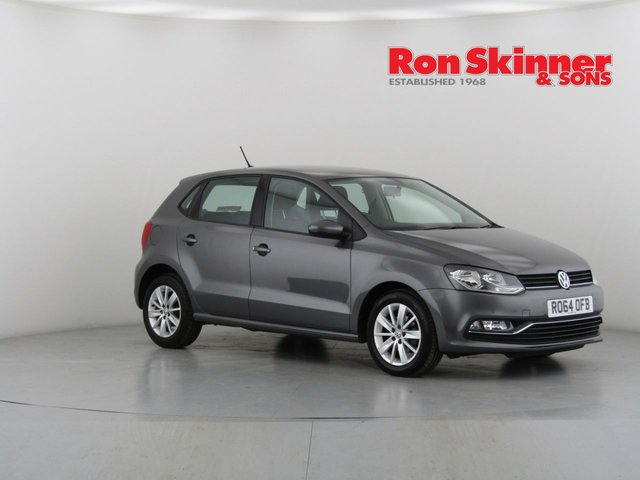 View our 2015 64 VOLKSWAGEN POLO 1.4 SE TDI BLUEMOTION 5d 74 BHP