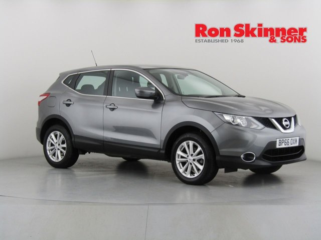 View our 2016 66 NISSAN QASHQAI 1.5 DCI ACENTA 5d 108 BHP