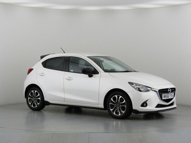 View our 2017 66 MAZDA 2 1.5 SE 5d 74 BHP