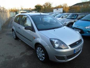 2007 FORD FIESTA 1.25 Style Climate 3dr £1995.00
