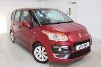 USED 2011 11 CITROEN C3 PICASSO 1.6 PICASSO VTR PLUS HDI 5d 90 BHP