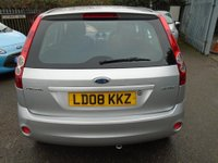 USED 2008 08 FORD FIESTA  1.4 Zetec Climate 5dr FULL SERVICE HISTORY