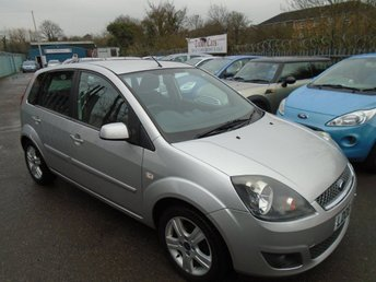 2008 FORD FIESTA  1.4 Zetec Climate 5dr £2495.00