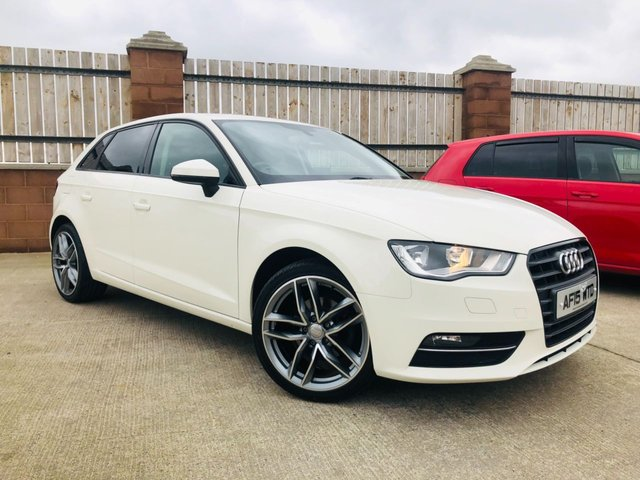 18d5bb31ed Used Audi A3 cars in Newry from Cars Direct Newry