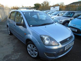 2006 FORD FIESTA 1.6 Style 5dr £2695.00