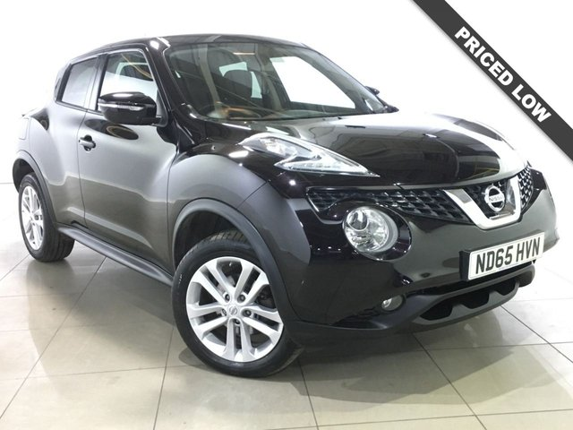 View our 2016 65 NISSAN JUKE 1.5 ACENTA DCI 5d 110 BHP