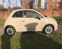 2013 FIAT 500 1.2 COLOUR THERAPY 3d 69 BHP £4299.00
