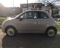 USED 2013 62 FIAT 500 1.2 COLOUR THERAPY 3d 69 BHP ONLY 2 OWNERS FROM NEW:
