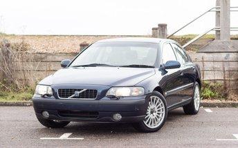2003 VOLVO S60 2.0 SE T 4d AUTO 177 BHP £SOLD