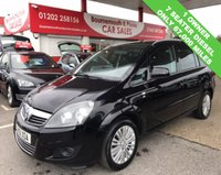 USED 2011 61 VAUXHALL ZAFIRA 1.8 EXCITE 5d 138 BHP 7 SEATER 1 OWNER