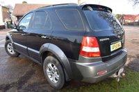 USED 2005 55 KIA SORENTO 2.5 XS CRDI 5d 139 BHP