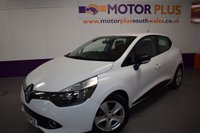 USED 2014 64 RENAULT CLIO 1.5 EXPRESSION PLUS ENERGY DCI ECO2 S/S 5d 90 BHP