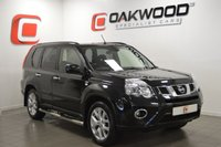 USED 2014 63 NISSAN X-TRAIL 2.0 DCI N-TEC PLUS 5d 171 BHP PAN ROOF + NAV + HISTORY + PRIVACY GLASS + LOW MILES
