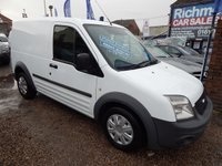 2010 FORD TRANSIT CONNECT 1.8 T200 LR 1d 75 BHP £2695.00
