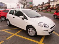 USED 2015 65 FIAT PUNTO 1.2 POP PLUS 3d 69 BHP Very Low Mileage Example
